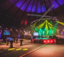 Karnawałowy event firmowy - Arena Poznań 2017
