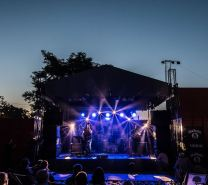 Koncert Ryba And The Witches - KontenerART 2017