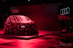 Prezentacja Audi Aicon Stary Browar 2018