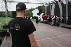 Obsługa techniczna imprezy masowej